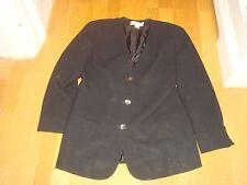 Noir Femme Liz Claiborne Classic Vintage Pantalon Costume Pantalon Blazer Jacket