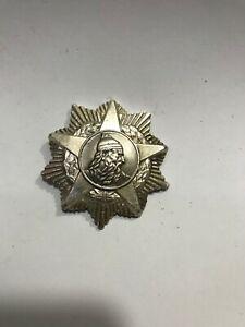 ALBANIA MEDAL-ORDER OF SCANDERBEG-1945- third class  ALBANIAN MILITARY MEDAL