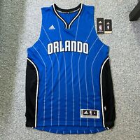 adidas Orlando Magic Swingman Mens Mesh Tank Top Jersey Shirt Medium - $110