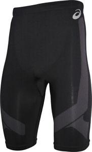 Asics Athlete Sprinter Mens Compression Short Tights - Black