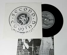 SECOND COMING ~ DO FOR YOU / SILENCED / OUT OF THE GAME VINYL RECORD 33 RPM