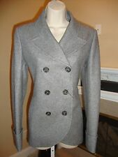 BNWT ALEXANDER MCQUEEN DOUBLE BREASTED GRAY JACKET