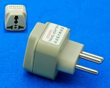 Australia UK USA EURO to Switzerland Swiss Travel Adaptor AC Power Plug Adapter