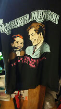 Marilyn Manson If You Meet Your Master T-Shirt