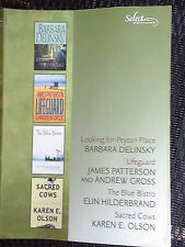 Select Editions: Looking for Peyton Place/Lifeguard/The Blue Bistro/Sacred Cows