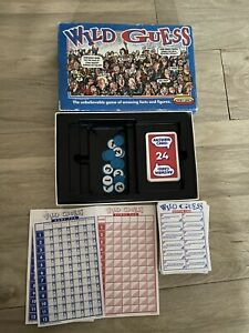 WILD GUESS - GAME OF AMAZING FACTS & FIGURES, 1992 by SPEARS GAMES