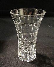"Monarchy by MIKASA Bud Vase 4 3/4"" Horizontal & Vertical Lines"