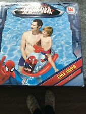 Marvel Spider Man Race Rider Inflatable