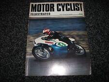 VINTAGE MOTOR CYCLIST ILLUSTRATED MAGAZINE - June 1969