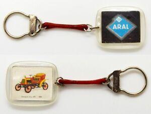 Schlüsselanhänger Benzin Aral-Renault 3 1/2 HP 1899