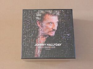 Johnny Hallyday coffret collector FLASHBACK TOUR L'INTEGRALE