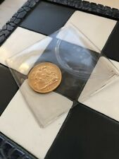 More details for 1899 gold half sovereign - victoria old head - london / rare and uncirculated