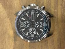 Boitier Acier chrono - Swiss Made - pour Valjoux ETA 7750