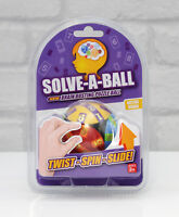 Brain Teaser Puzzle Ball Solve-A-Ball Logic Game