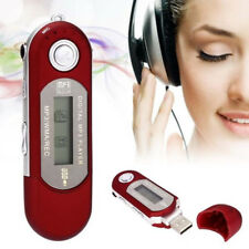 Popular Music MP3 Player USB Digital LCD Screen Support 32GB Flash TF FM Radio