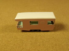 OLD VINTAGE LESNEY MATCHBOX # 23 TRAILER CARAVAN