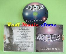 CD ANTHERA Illusione PROMO davidson cavalli lorenzini tomba (Xi1) no lp mc dvd