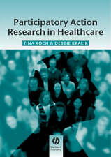 Participatory Action Research in Health Care-ExLibrary