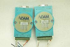ADVANTECH ADAM-4520 solated RS-232 to RS-422/485 LOT OF 2