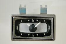 NOS 1951 - 1954 Kaiser Dash Clock