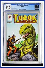 Turok Dinosaur Hunter #8 CGC Graded 9.6 Valiant February 1994 Comic Book