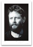 Luke CORNISH aka E.L.K -'Ben' (Ben Quilty) limited edition signed print