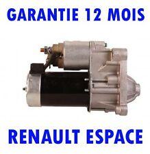 RENAULT ESPACE MPV MK3 1.9 DTI 1999 2000 2001 2002 RMFD DEMARREUR MOTEUR