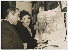 Brunella Bovo  Vintage silver print,Brunella Bovo, parfois créditée Barbara Hu