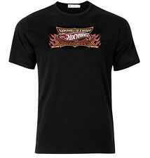Hot Wheels Dragstrip Demons - Graphic Cotton T Shirt Short & Long Sleeve