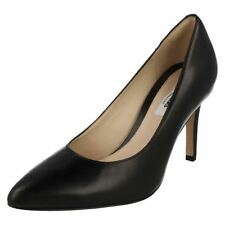 Clarks Stiletto Party Court Shoes for Women