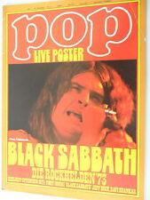 1 x Magazin - Pop Nr.1 - 8. Jahrgang -1973  seltene Musikzeitschrift -Z.sehr gut
