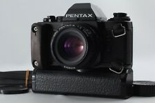【NEAR MINT+++】 Pentax LX LATE MODEL 35mm SLR Film Camera w/50mm,FA-1,Grip,Winder