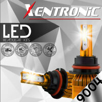 XENTRONIC LED HID Headlight kit 9004 HB1 White for 1993-1993 Mercedes-Benz 600SL