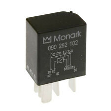MONARK 12 V / 15 A / 25 A micro change - over - relay