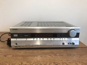 Onkyo HT-R508 AV Receiver Amplifier Home Theatre with 5.1 sound in silver