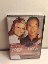 Yoga Now - 50-Minute Accelerated Workout w/Mariel Hemingway (Dvd, 2005) New