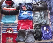 GROS LOT vêtements jeans pantalons veste tshirt DECATHLON UMBRO 12 14 ans + neuf