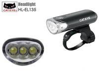 CATEYE HL-EL135 Front Head Light Headlight LED Bike Bicycle Cycle BLACK 320hrs!!