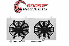Mishimoto Aluminum Fan Shroud Kit for 2002-2005 Sentra SE-R Vspec MMFS-SEN-00