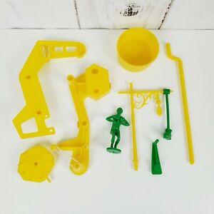 Mouse Trap Game 1986 Replacement Pieces ( Diver, Bucket ETC ) Milton Bradley