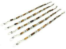 semi precious stone beads jewelry Bracelet natural tiger eye gemstone jewelry