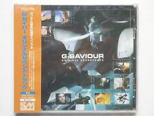 NEW G-Saviour Gundam Original Soundtrack OST CD Anime Video Game 18T Mobile Suit