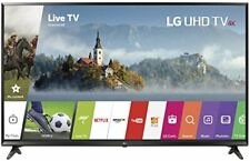 LG 49UJ6300 49-Inch 4K Ultra HD Smart LED TV
