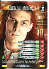 Doctor Who Battles In Time Invader #479 Human Dalek 2