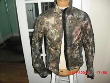 APX BOYS CAMO JACKET FULL SIZE ZIP AND 3 ZIP POCKETS 100% POLYESTER SIZE S/P/P