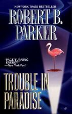 A Jesse Stone Novel: Trouble in Paradise No. 2 by Robert Parker (1999 Paperback)