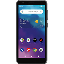 """ZTE Z3153V Blade Vantage 2 5.4"""" SmartPhone, 16 GB Storage, 2 GB RAM, 2 MP Front"""