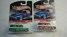 '64 GMC PANEL VAN QUAKER STATE HOT WHEELS DELIVERY DIECAST 1:64