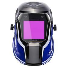Deko Solar Power Auto Darkening Welding Helmet Welding Mask Tig Mig Mma
