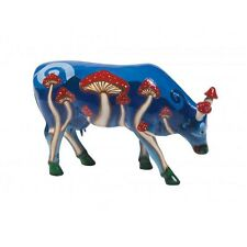 Reduced Cow Parade Large Resin Magic Mushy Cowparade Collectable Figurine 46753